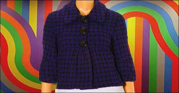 60's teen fashion short boxy jackets