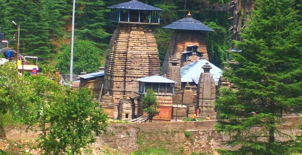 Jageshwar Dham was believed to be visited by Adi Shankaracharya
