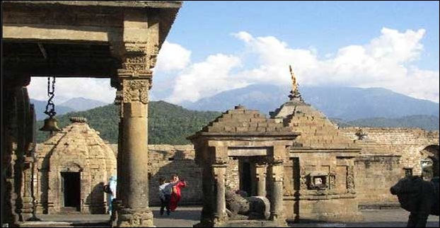 Baijnath Temple of Kangra District