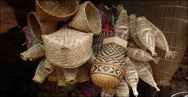 Bamboo and Cane Crafts