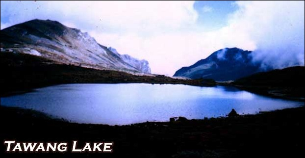 The Mesmerizing Tawang Lake