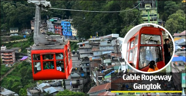 Gangtok Ropeway Attraction