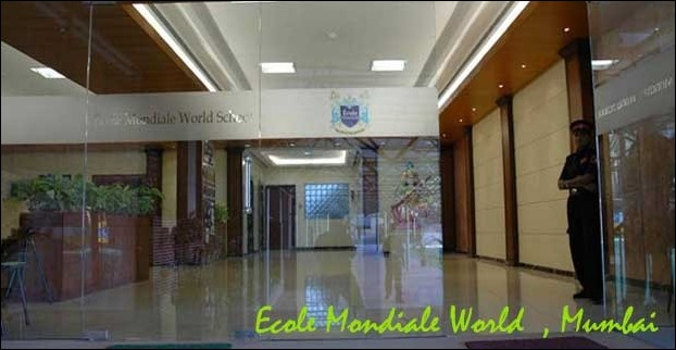 Ecole Mondiale World School of Mumbai is another well known boarding school in India