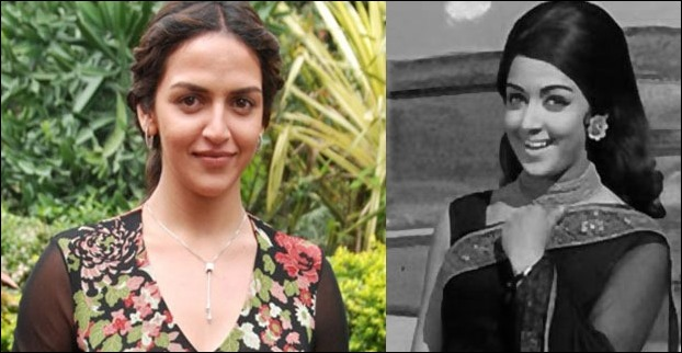 Hema got extra ordinary success in film industry while Esha could not