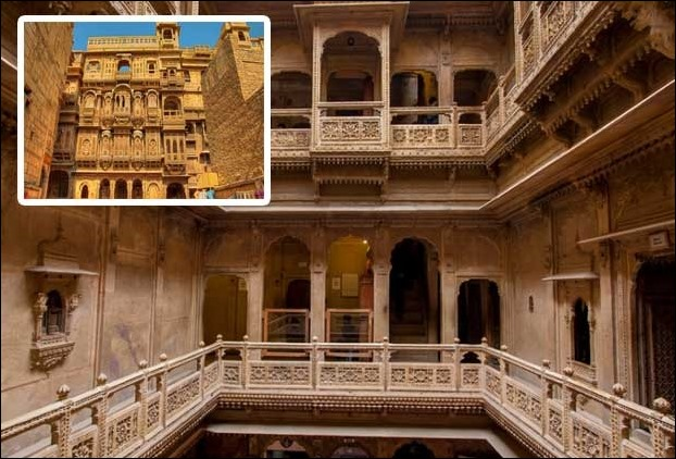 Patwon Ki Haveli happens to be one of the best Haveli's of Jaisalmer in Rajasthan