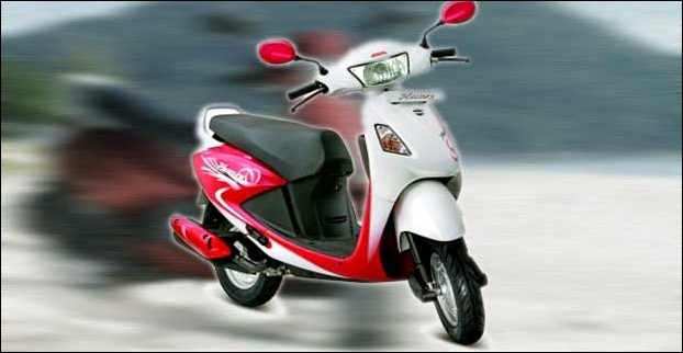 Hero Pleasure is next best selling scooter after Honda Activa selling 40000 units every month