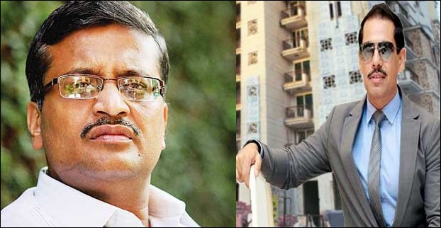 Ashok Khemka cancelled mutation of Robert Vadera