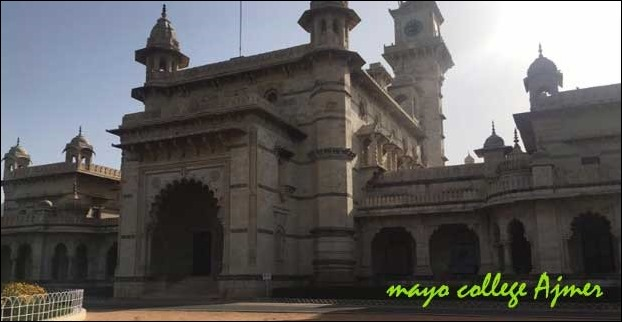 Mayo of Ajmer is a popular boarding school for boys