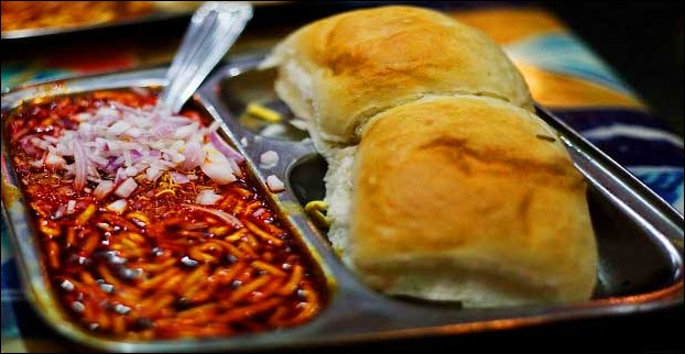 Misal-Pav is served across Mumbai in almost all restaurants.