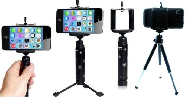 Mobile and Camera Pocket tripods are very helpful for selfshots