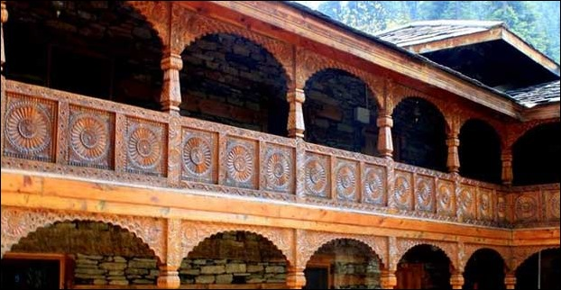 Naggar Castle Room tariff starts from Rs 1600 all the way to Rs 4500