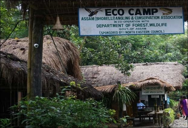 You can have lunch at Namero Eco Camp situated on Guwahati-Tawang road