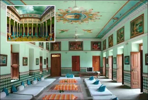 Bagar village's Piramal Haveli is among other popular Haveli's of Rajasthan