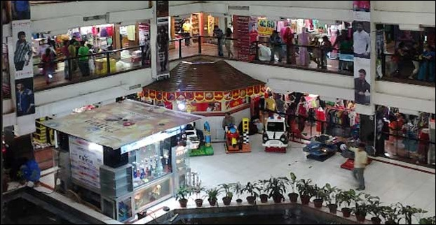 Shreeram Arcade is famous for quality goods at affordable price.