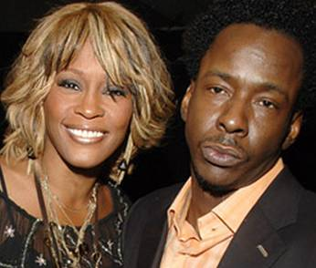 Whitney Houston and Bobby Brown's breakup