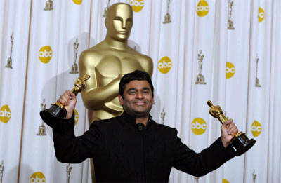 Rehman won the highly coveted Oscar Award