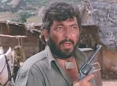 Gabbar Singh of Sholay