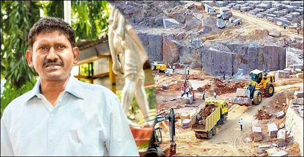 U.Sagayam gave a hard blow to multi-crore granite scam and illegal sand mining