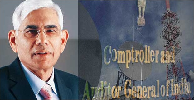 Vinod Rai brought into light the 2G scam in India
