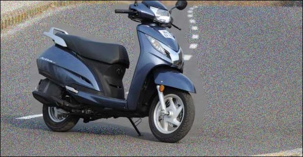 The best selling scooter in India is also a women-friendly scooter