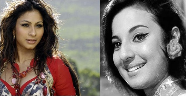 Tanuja was a super hit actress while Tanisha was a flop